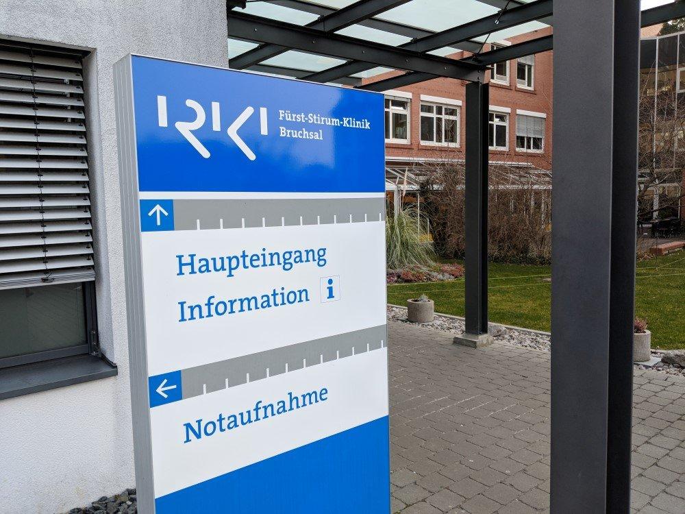 Hohe Investitionen an Landkreiskliniken in Bruchsal und Bretten