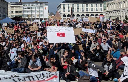 """""""Gekaufte Demonstranten"""" – Kraichgauer Europaabgeordneter Caspary sorgt für Empörung"""