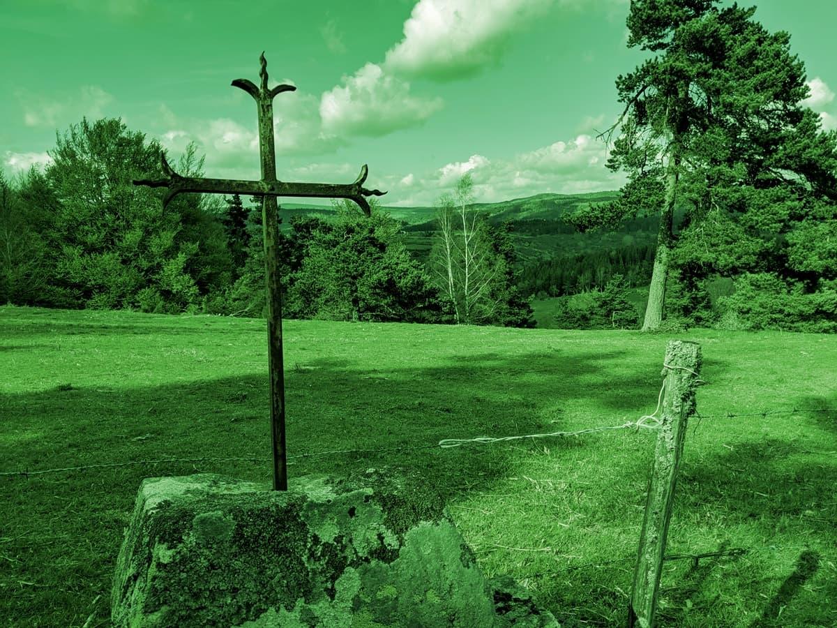 Was Bedeuten Die Grünen Kreuze