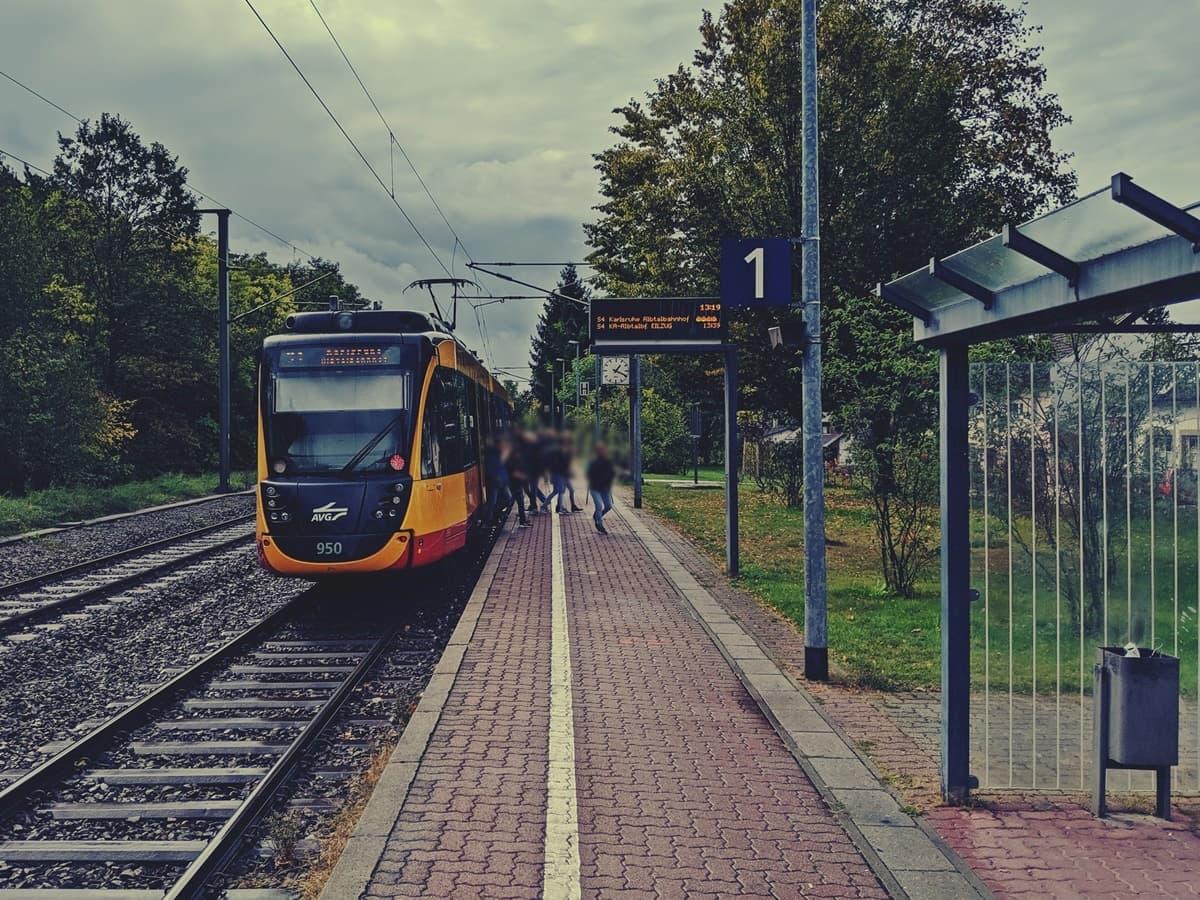 S4 Bretten Karlsruhe